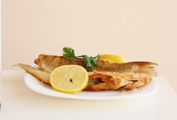 Peşte (șalău) prăjit