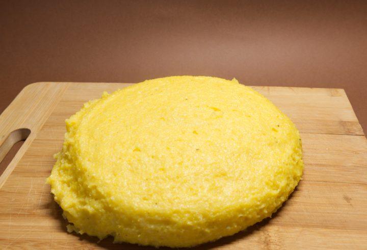 Mămăliguţă (mămăligă sau 'polenta')