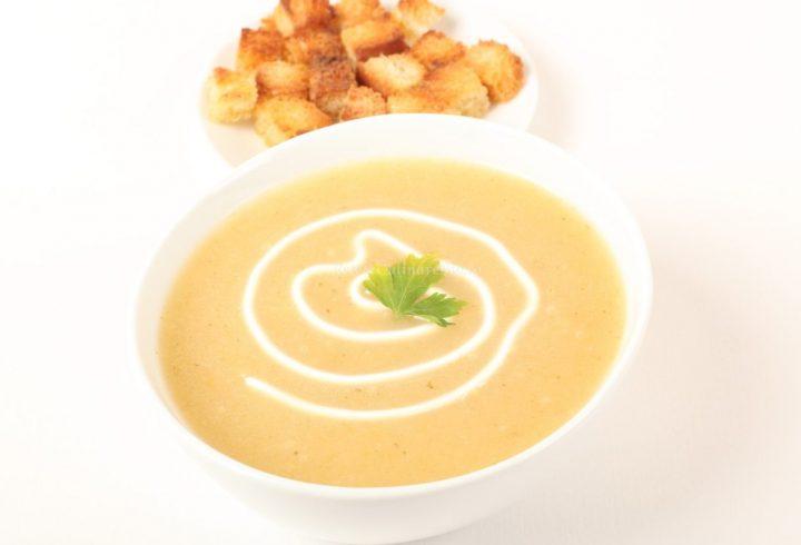 Supă cremă de chimen