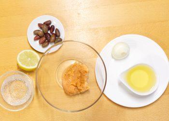 ingrediente salata icre de crap