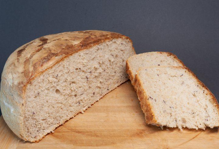 Pâine de casă cu drojdie de bere