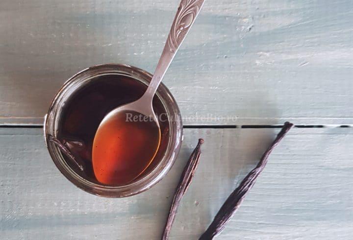 Extract de vanilie de casă